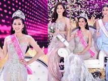 Trần Tiểu Vy đăng quang HHVN 2018