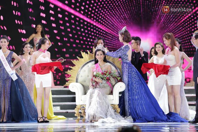 Trần Tiểu Vy và hành trình âm thầm toả sáng suốt chặng đường Hoa hậu Việt Nam 2018-12