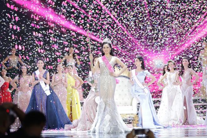Trần Tiểu Vy và hành trình âm thầm toả sáng suốt chặng đường Hoa hậu Việt Nam 2018-11