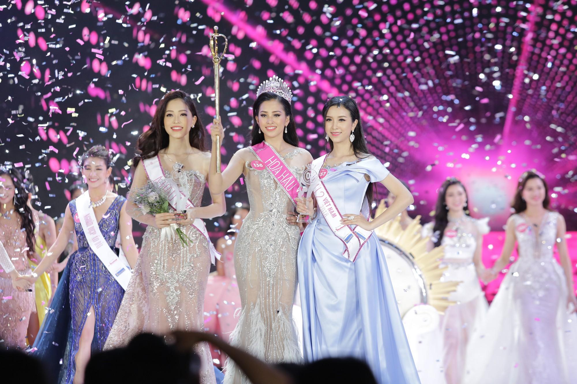 Trần Tiểu Vy và hành trình âm thầm toả sáng suốt chặng đường Hoa hậu Việt Nam 2018-10
