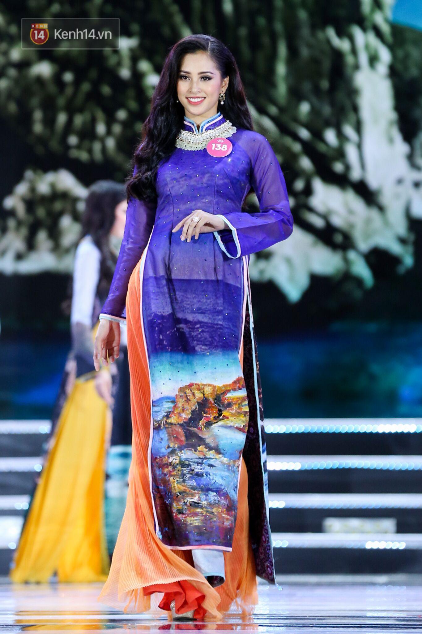 Trần Tiểu Vy và hành trình âm thầm toả sáng suốt chặng đường Hoa hậu Việt Nam 2018-7