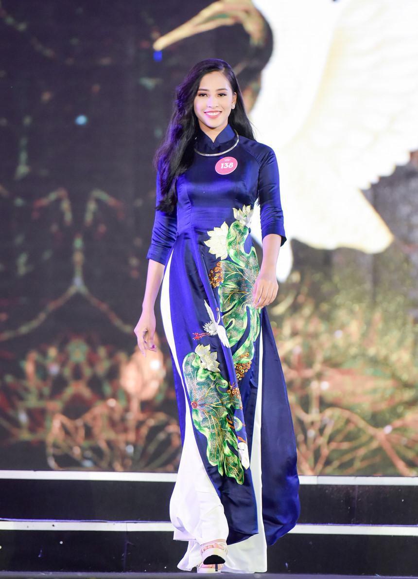 Trần Tiểu Vy và hành trình âm thầm toả sáng suốt chặng đường Hoa hậu Việt Nam 2018-6