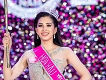 Video: Tân Hoa hậu Việt Nam Trần Tiểu Vy ấp úng ngay trong buổi gặp báo chí