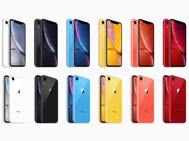 5 lý do khiến iPhone XR đáng mua hơn iPhone XS-1