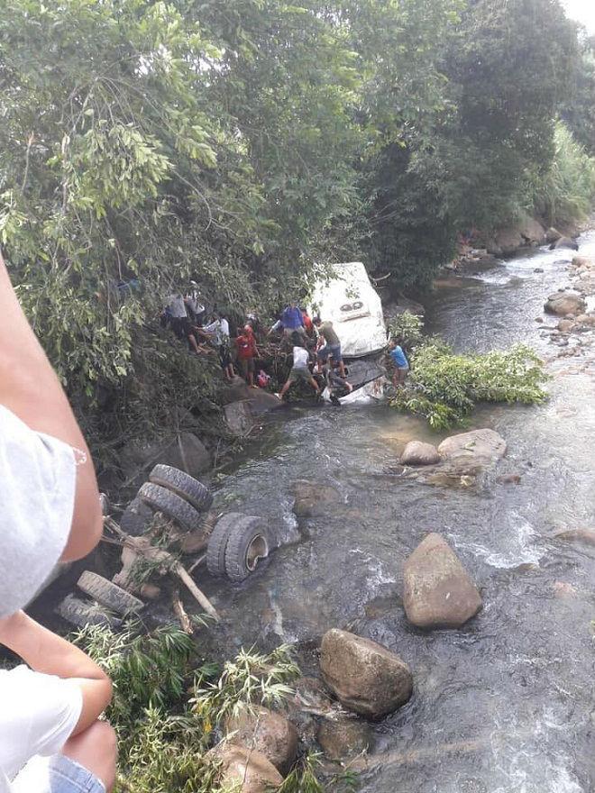 Thông tin mới vụ tai nạn thảm khốc làm 13 người thiệt mạng tại Lai Châu-1