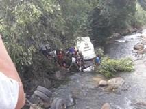 Thông tin mới vụ tai nạn thảm khốc làm 13 người thiệt mạng tại Lai Châu