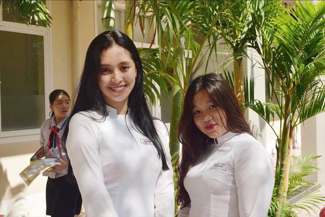 Cuộc sống ít biết của Tân Hoa hậu Việt Nam Trần Tiểu Vy trước ngày đăng quang-7