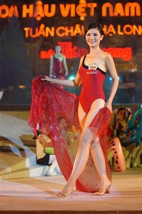 Chung kết Hoa hậu Việt Nam 2018 Lịch sử áo tắm của các kỳ HHVN: từ một mảnh sang hai mảnh, ngày càng chóe hơn và kiệm vải hơn-2