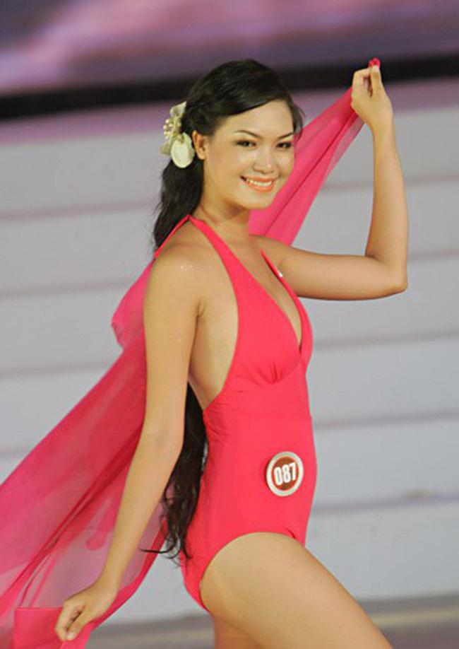 Chung kết Hoa hậu Việt Nam 2018 Lịch sử áo tắm của các kỳ HHVN: từ một mảnh sang hai mảnh, ngày càng chóe hơn và kiệm vải hơn-4