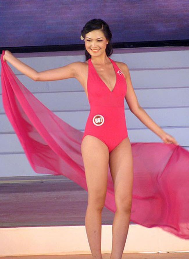 Chung kết Hoa hậu Việt Nam 2018 Lịch sử áo tắm của các kỳ HHVN: từ một mảnh sang hai mảnh, ngày càng chóe hơn và kiệm vải hơn-5