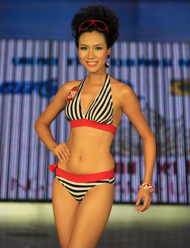 Chung kết Hoa hậu Việt Nam 2018 Lịch sử áo tắm của các kỳ HHVN: từ một mảnh sang hai mảnh, ngày càng chóe hơn và kiệm vải hơn-7