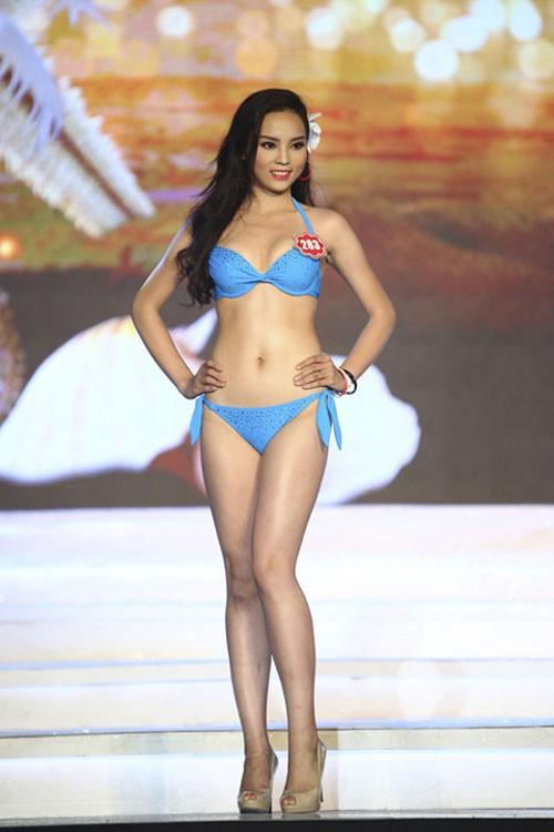 Chung kết Hoa hậu Việt Nam 2018 Lịch sử áo tắm của các kỳ HHVN: từ một mảnh sang hai mảnh, ngày càng chóe hơn và kiệm vải hơn-11