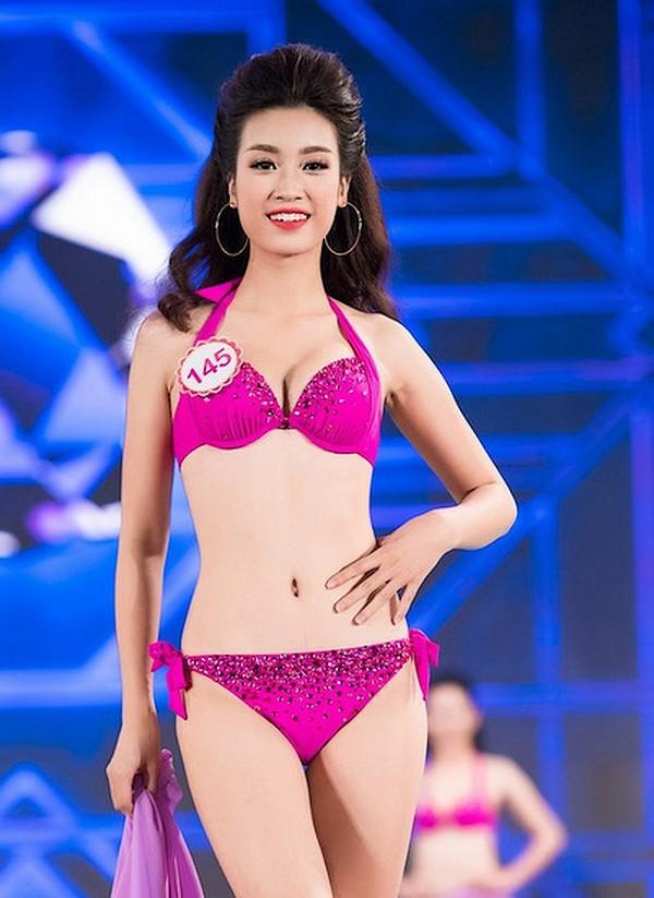 Chung kết Hoa hậu Việt Nam 2018 Lịch sử áo tắm của các kỳ HHVN: từ một mảnh sang hai mảnh, ngày càng chóe hơn và kiệm vải hơn-12