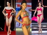 Chung kết Hoa hậu Việt Nam 2018 Lịch sử áo tắm của các kỳ HHVN: từ một mảnh sang hai mảnh, ngày càng 'chóe' hơn và kiệm vải hơn