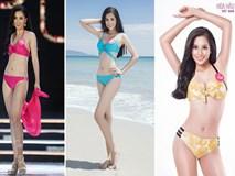 Dù mới 18 tuổi, Hoa Hậu Trần Tiểu Vy vẫn diện bikini vô cùng nóng bỏng