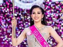"""Soi """"nhan sắc không tỳ vết"""" của Tân Hoa hậu Việt Nam 2018"""
