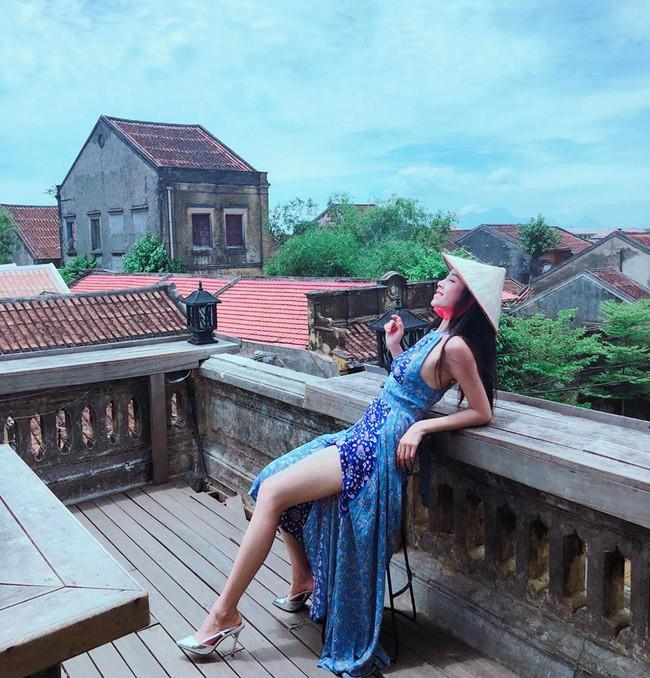 Bất ngờ trước những tấm ảnh đời thường nóng bỏng của Á hậu 2 Hoa hậu Việt Nam 2018 - Nguyễn Thị Thúy An-15