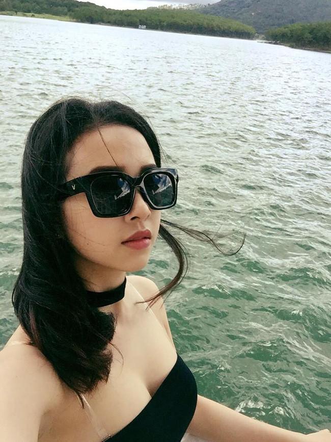 Bất ngờ trước những tấm ảnh đời thường nóng bỏng của Á hậu 2 Hoa hậu Việt Nam 2018 - Nguyễn Thị Thúy An-3