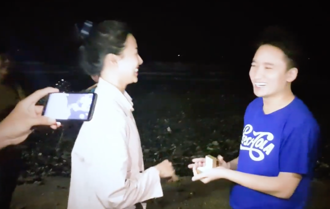 Chân dung cô gái Khánh Hoà vừa được Phan Mạnh Quỳnh cầu hôn trên biển-2