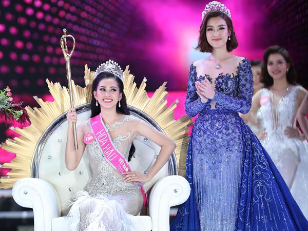Vừa đăng quang, Hoa hậu Trần Tiểu Vy đã bị lộ bảng điểm nhiều điểm kém-1