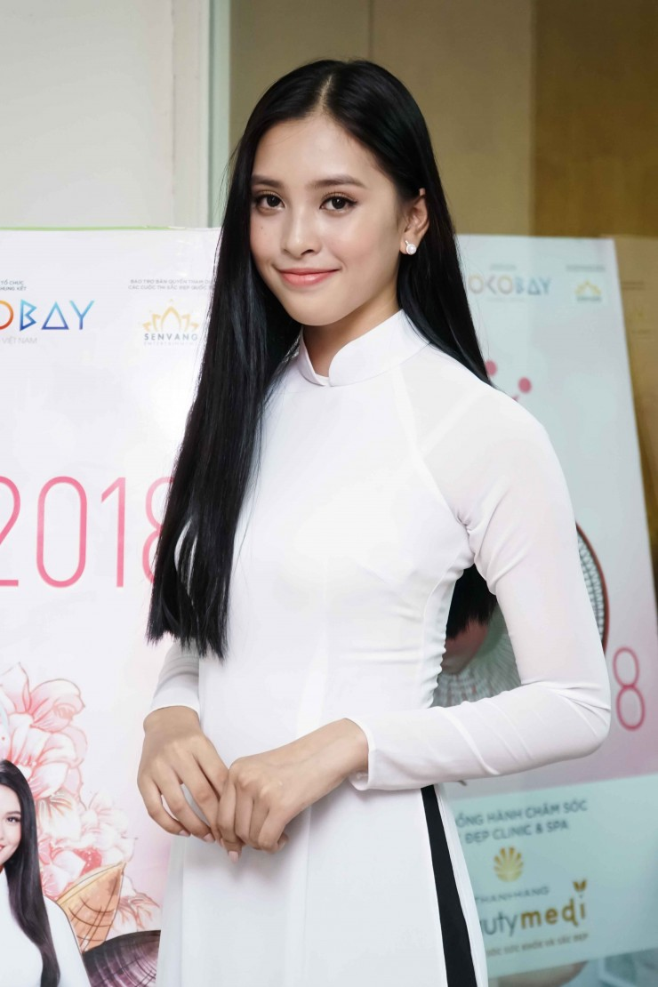 Vừa đăng quang, Hoa hậu Trần Tiểu Vy đã bị lộ bảng điểm nhiều điểm kém-2