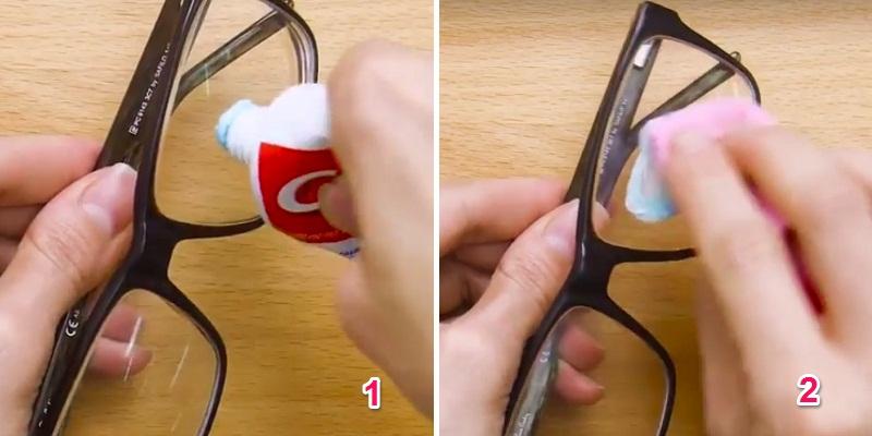 5 cách xóa sạch vết xước trên mắt kính, team cận thị nhất định phải biết-1