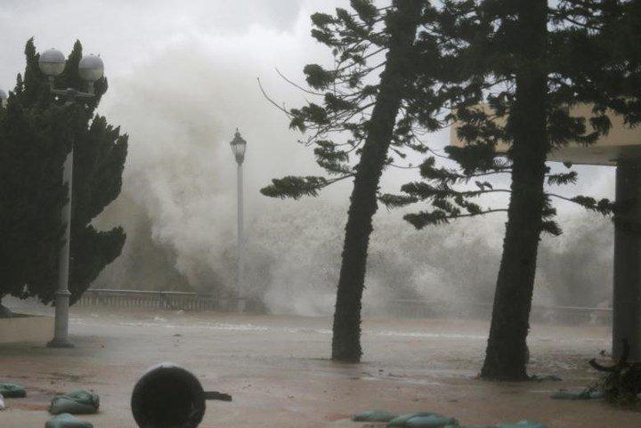 Viện phó lý giải siêu bão Mangkhut không vào Việt Nam-1
