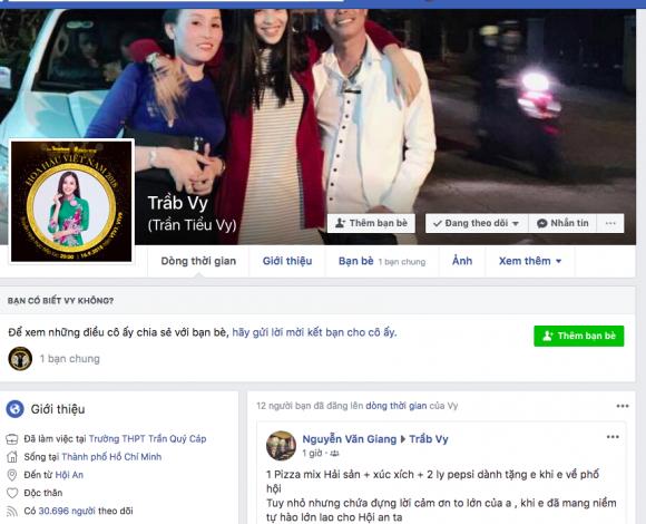 Vừa đăng quang, cư dân mạng đã đặt nghi án Tân Hoa hậu Việt Nam 2018 Trần Tiểu Vy có bạn trai?-4