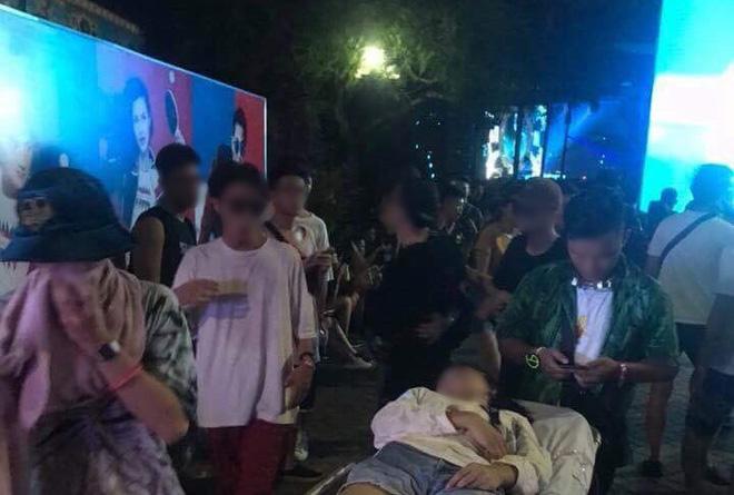 7 người tử vong, nhiều người nhập viện do sốc thuốc tại lễ hội âm nhạc ở Công viên nước Hồ Tây-4