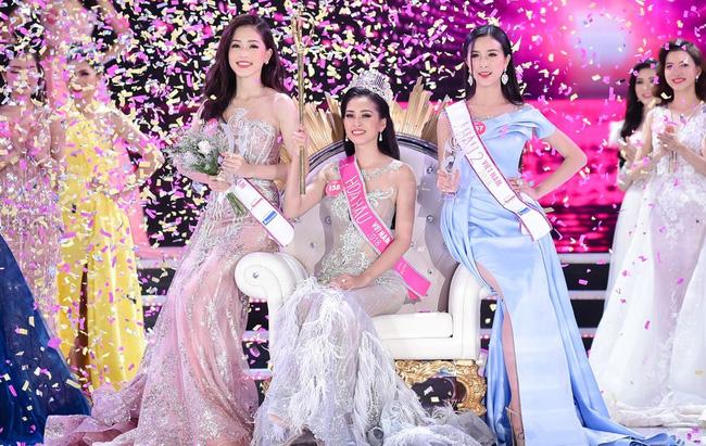 Top 3 Hoa hậu Việt Nam 2018: Mặt mộc đều xinh và có điểm chung này trên khuôn mặt không phải ai cũng nhận ra-1