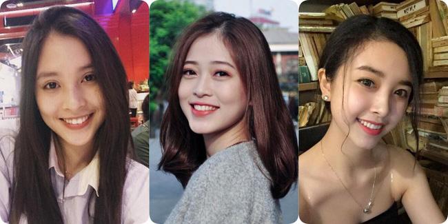 Top 3 Hoa hậu Việt Nam 2018: Mặt mộc đều xinh và có điểm chung này trên khuôn mặt không phải ai cũng nhận ra-2