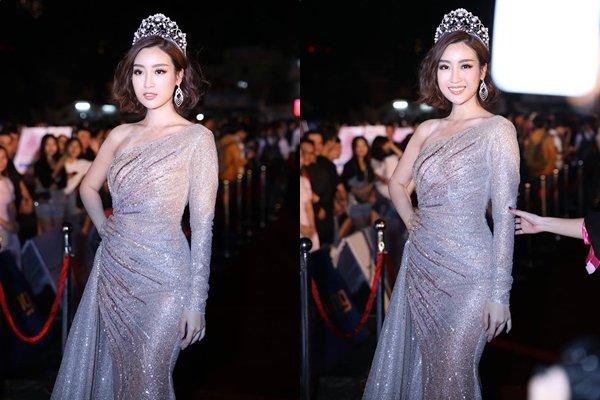 Mỹ nhân Việt đọ sắc trên thảm đỏ chung kết Hoa hậu Việt Nam 2018-1