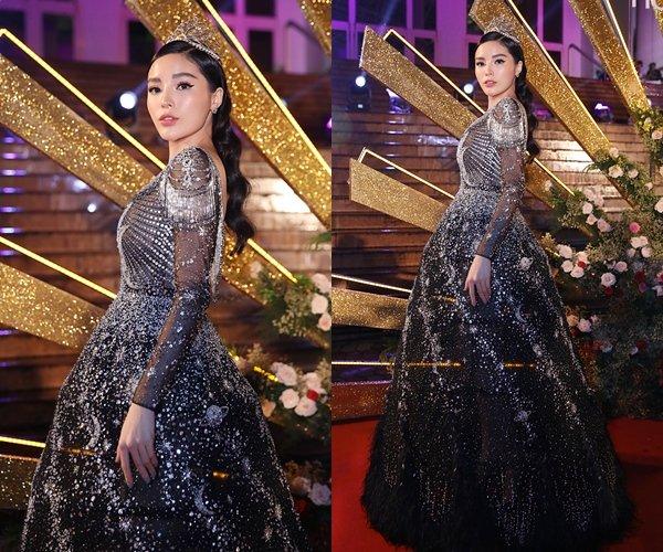 Mỹ nhân Việt đọ sắc trên thảm đỏ chung kết Hoa hậu Việt Nam 2018-2