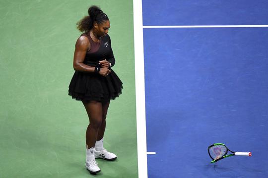 Serena Williams chưa đủ tư cách đấu tranh bình đẳng giới-2