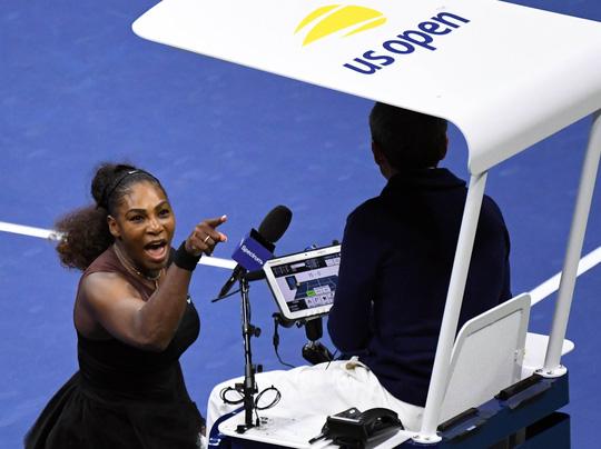 Serena Williams chưa đủ tư cách đấu tranh bình đẳng giới-1