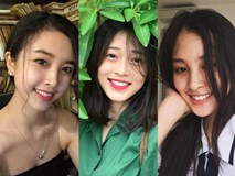 Top 3 Hoa hậu Việt Nam 2018: Mặt mộc đều xinh và có điểm chung này trên khuôn mặt không phải ai cũng nhận ra