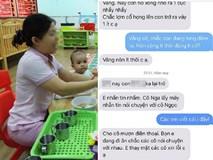 Bức xúc với giáo viên mầm non thóa mạ trẻ nhưng lại gửi nhầm tin nhắn cho phụ huynh