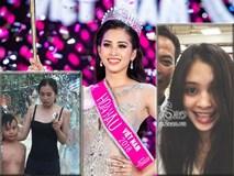 Chỉ nhờ một bức ảnh, cư dân mạng phát hiện Tân Hoa hậu Việt Nam 2018 Trần Tiểu Vy từng chỉnh sửa 'góc con người'