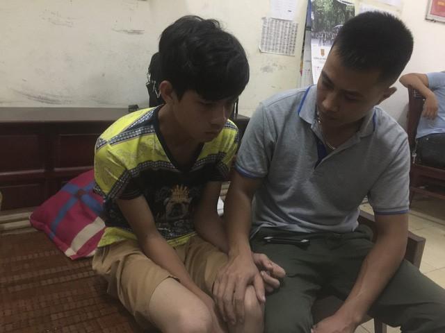 Sự thật sốc về bé trai bị bắt cóc sang Trung Quốc 10 năm-1