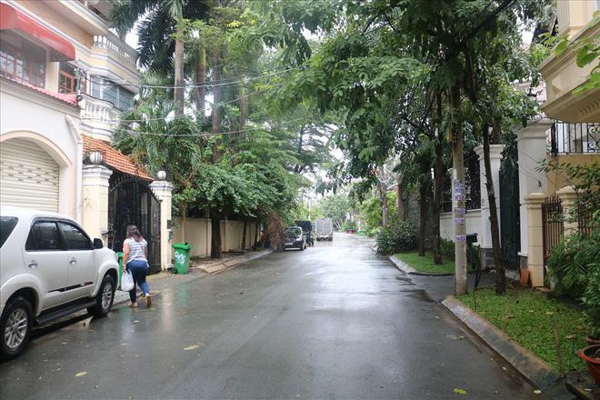 Vì sao khu biệt thự hạng sang bậc nhất Sài Gòn bỏ hoang phí nhiều năm?-5