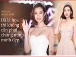 Hoa hậu Đỗ Mỹ Linh: Bùi Tiến Dũng không phải gu của tôi-3