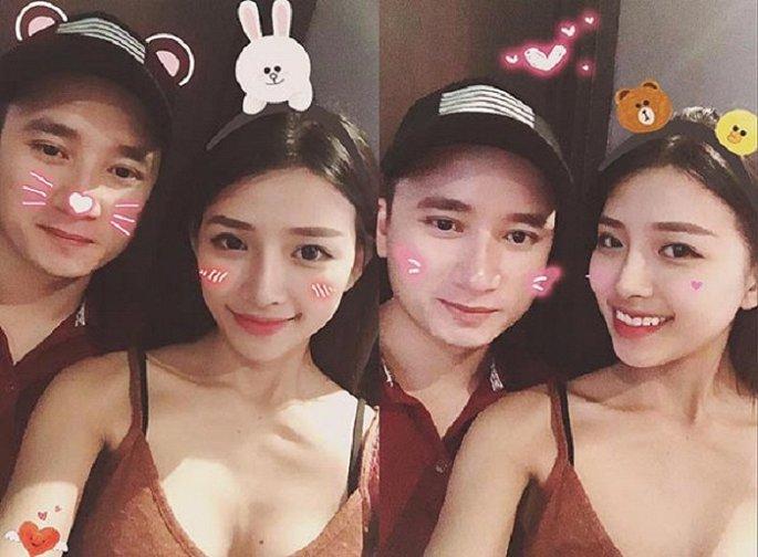 3 năm yêu nhau đầy ngọt ngào của Phan Mạnh Quỳnh và bạn gái-2