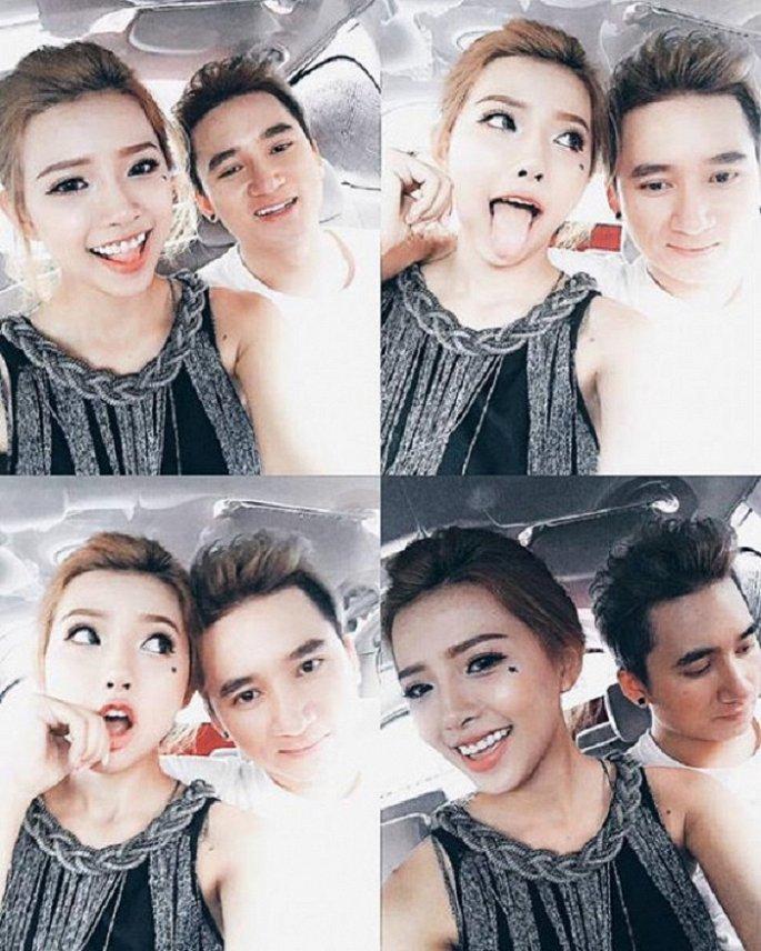 3 năm yêu nhau đầy ngọt ngào của Phan Mạnh Quỳnh và bạn gái-3