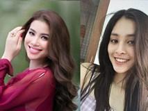 Hoa hậu Tiểu Vy trước đêm đăng quang, nhiều người nhận xét na ná giống Phạm Hương