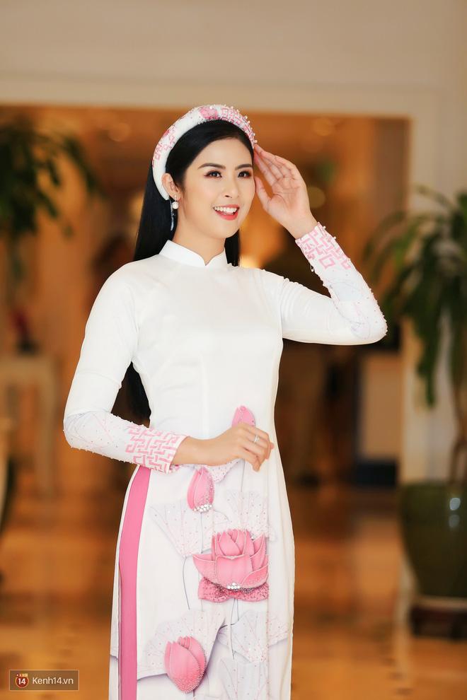Ngọc Hân hé lộ lý do đặc biệt phải thuyết phục Trần Tiểu Vy đi thi Hoa hậu ngay lần đầu gặp mặt ở Hội An-1