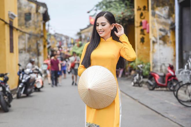 Ngọc Hân hé lộ lý do đặc biệt phải thuyết phục Trần Tiểu Vy đi thi Hoa hậu ngay lần đầu gặp mặt ở Hội An-3
