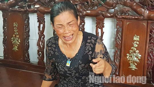 Mẹ thiếu úy uống nhầm ma túy tử vong cầu cứu Bộ trưởng Bộ Y tế-1