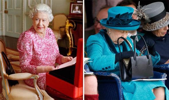 Không chỉ là phụ kiện đi kèm, chiếc túi xách màu đen luôn được Nữ hoàng Anh đem theo bên mình còn chứa đựng bí mật đặc biệt-1