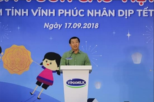 66.000 ly sữa cho trẻ em Vĩnh Phúc dịp Trung thu-2