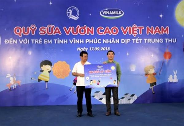 66.000 ly sữa cho trẻ em Vĩnh Phúc dịp Trung thu-3
